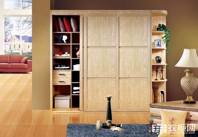 千山木业 衣柜系列