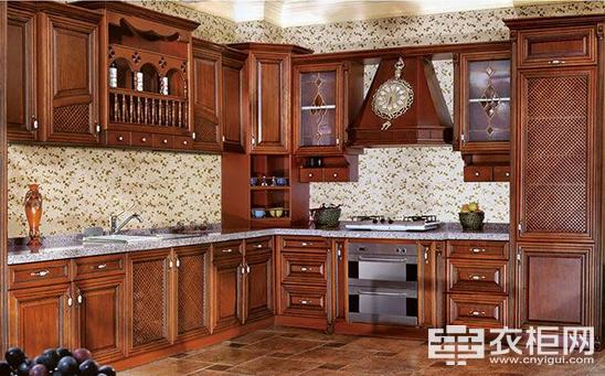 安格莱木业 橱柜产品系列