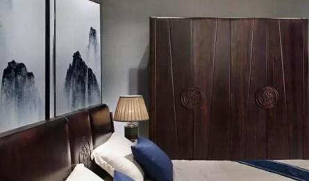 芙蓝衣柜:这才是真正的中式家具