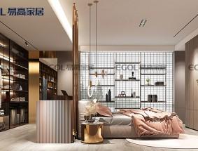易高定制系列-卧室新品系列效果图