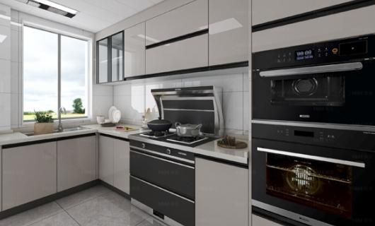 美佳:厨房空间小的可怜 定制橱柜设计满满干货待收藏