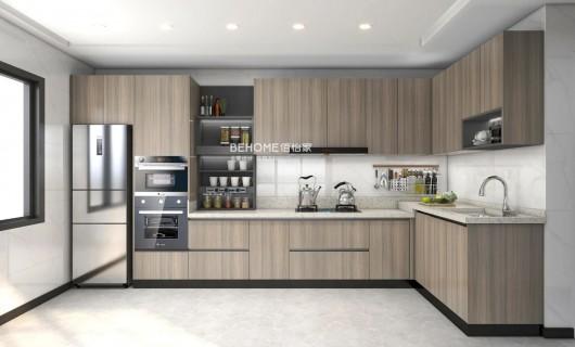 佰怡家设计小讲堂:五平米以内的厨房设计要点