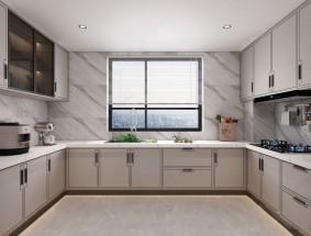 沃的全铝定制系列—新中式风格效果图