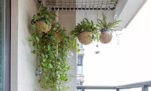 小户型阳台的无限可能  实用又美观