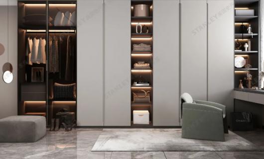 史丹利STANLEY家居全屋定制:6款花色全新上市 让你的家颜值翻倍