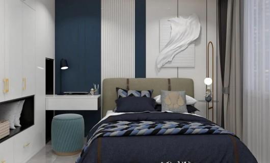 史丹利STANLEY家居全屋定制:玩转各种色彩搭配  让家更显独特魅力