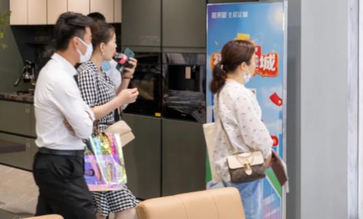 直击展会 客来福以全新姿态登场 盛装亮相2021广州展会