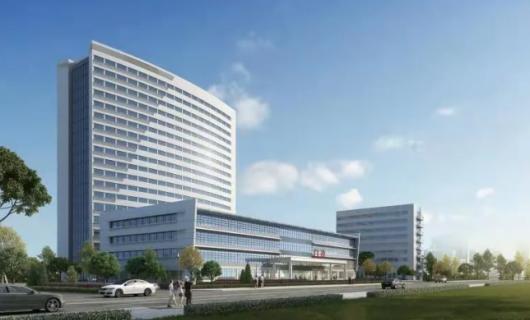合作陆良培芳医院二期工程 兔宝宝深度打开了华南地区工程渠道市场