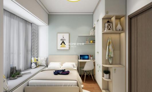 佰怡家设计小讲堂:儿童房怎么设计实用 按照年龄段