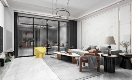 客来福家居:地板or地砖 你家客厅铺的是啥 看完终于有答案了
