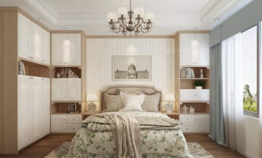 传统床头柜:卧室里最该被丢掉的家具