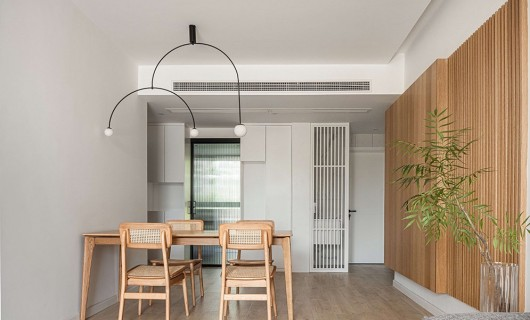 日式家装设计:让你拥有一个温暖舒适的独居生活