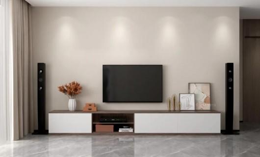 """索菲亚衣柜:电视背景墙沦为""""悲剧墙"""" 多半是没做好这一点"""