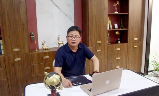 魅派访谈录 绍兴经销商孟庆平转型腾飞 实现开业百万业绩