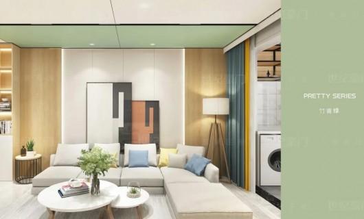 世纪豪门新品上市 阿尔法大板 靓彩高端系列 引领潮流时尚 为生活助彩