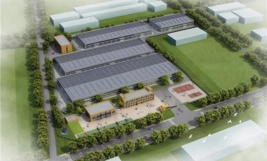 全新起航  总投资1亿元 居里亚全新工厂第一期即将竣工投产
