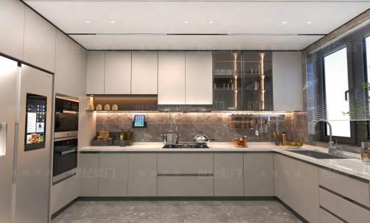 世纪豪门新品上市 从空间精研到情感赋能 厨卫铝板也有治愈能力