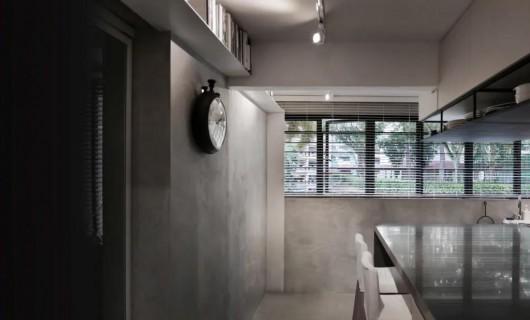 莫干山 : 现代极简风格结合智能家居   让美与科技并存