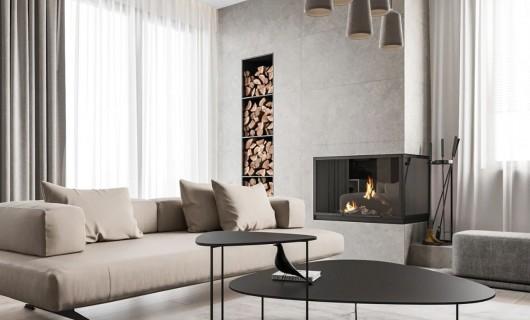 佰怡家设计小讲堂:浅色系装修   简洁舒服的视觉体验