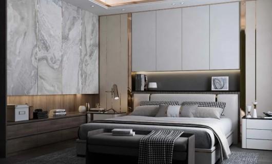 客来福:听说现在不流行床头柜 承认吧 是你家的床头柜差点意思