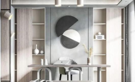 佰丽爱家全屋定制:书房  你的风格利器