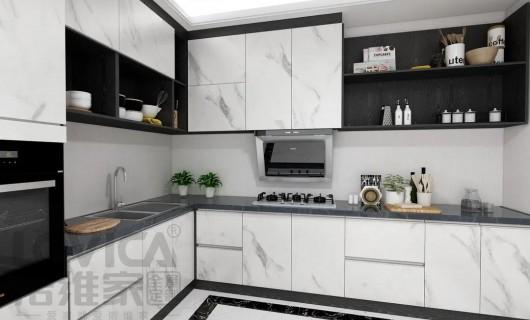诺维家全屋定制:一个可以释放你生活灵感的厨房