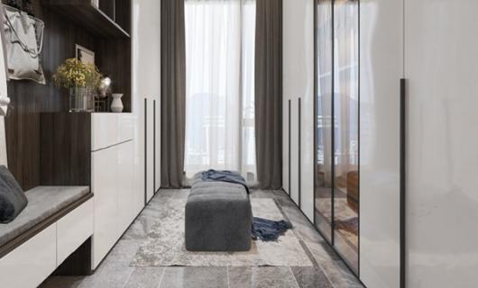 沃的全铝定制:小户型客厅逆袭的秘密 都藏在这五个细节里