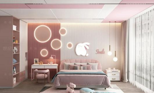 世纪豪门:色彩演绎佳作 如果不想家里太单调 绝对要安装它