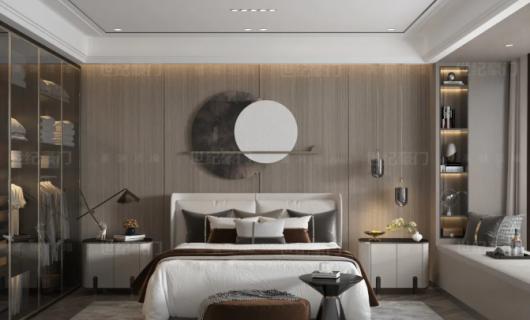 世纪豪门:禾香木大板的几种安装方式你都会了吗