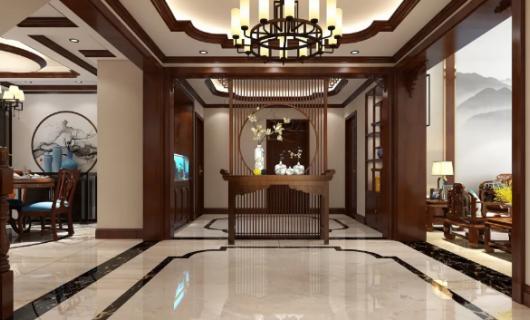 客来福家居建议 想要在玄关做隔断 怎么做才能兼顾实用和美观