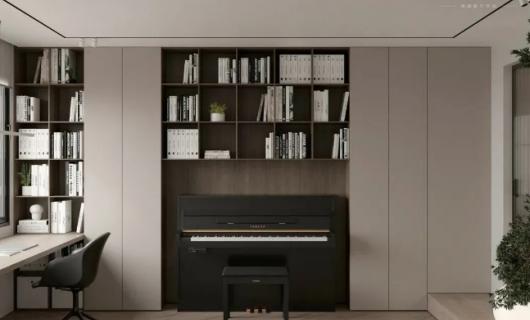 图格高端板木定制 书柜定制设计 让家书香满屋