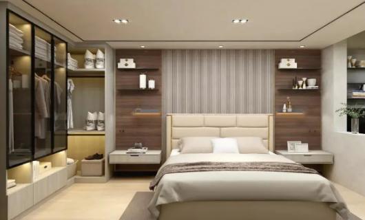 帝王柜族:掌握这几个小妙招 卧室还能装下10床大棉被